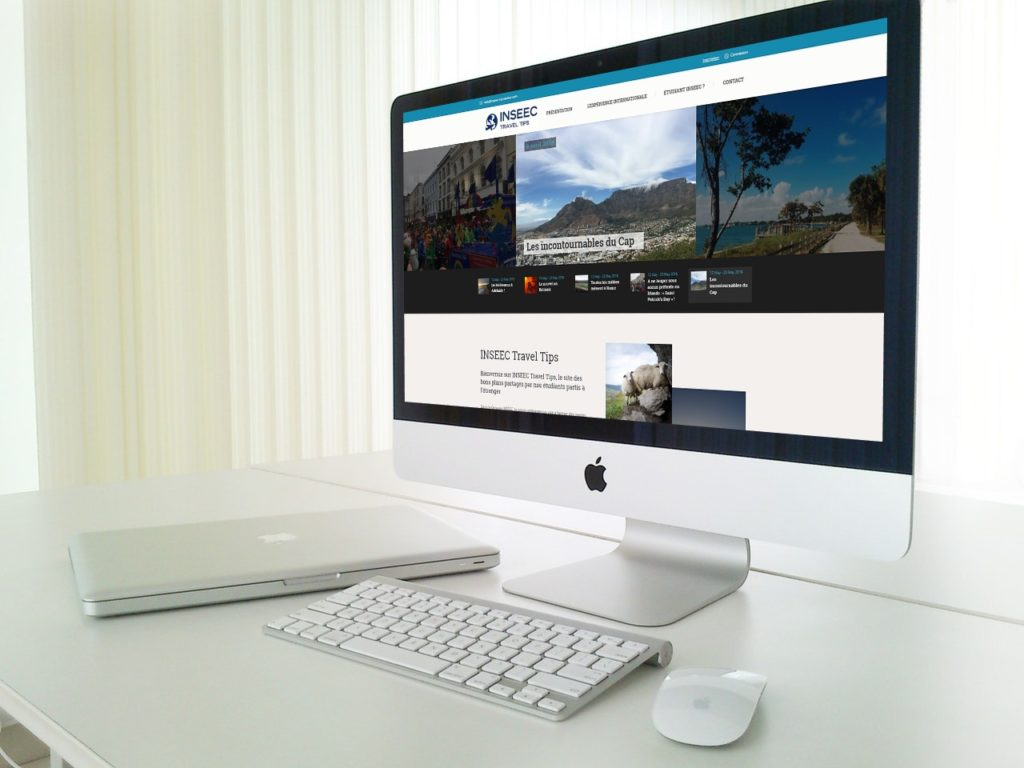 Site Inseec Travel Tips
