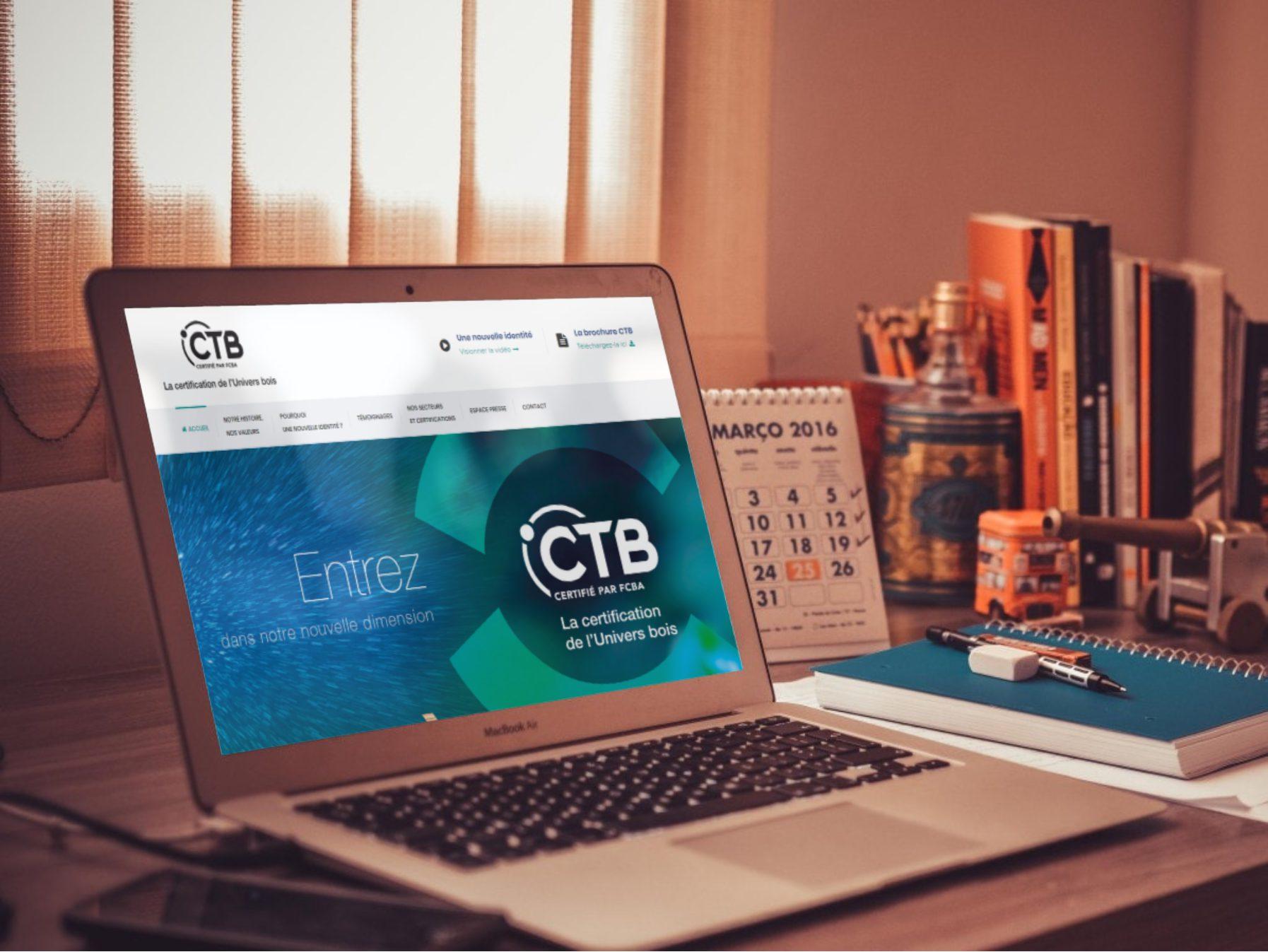 Site et jeu-concours pour l'Univers CTB