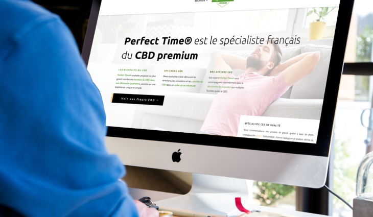 Site e-commerce WordPress 100% responsive